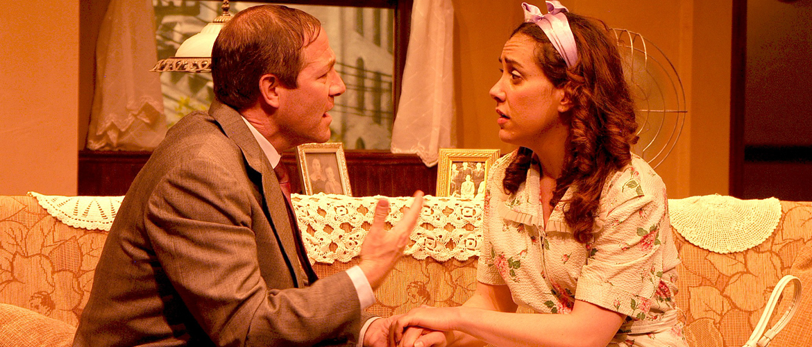 Lost in Yonkers - Schoolhouse Theatre