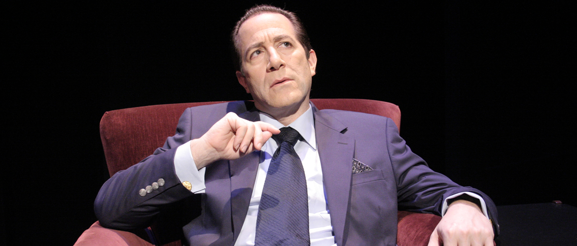 Frost-Nixon at the Caldwell Theatre